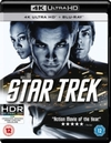Star Trek (4K Ultra HD + Blu-ray)