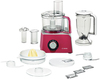 Bosch - Compact Food Processor - Red