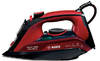 Bosch - Steam Iron Senixx Edition Rosso - Black/ Red