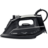 Bosch - Steam Iron Sensixx Secure - Black - Cover