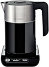 Bosch - Styline Cordless Kettle - Black (1.5 Litre)