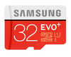 Samsung - Evo Plus Micro SD 32GB SDXC Memory Card