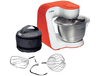 Bosch - Start Line Kitchen Machine - White/ Impulsive Orange