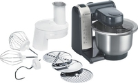 Bosch - Mum 4 Food Processor - Anthracite / Silver - Cover