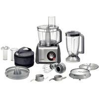 Bosch - Food Processor - Dark Grey / Brushed Stainless Steel
