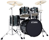 TAMA IP52BHH6-HBK Imperialstar Hyper-Drive 5pc Drum Kit (22 10 12 16 14 Inch)