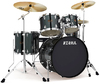 TAMA IP52KH6-BK Imperialstar 5pc Drum Kit (22 10 12 16 14 Inch)
