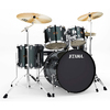 TAMA IP52KH6-HBK Imperialstar 5pc Drum Kit (22 10 12 16 14 Inch)
