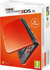 Nintendo new 3DS XL Handheld Console - Orange/Black