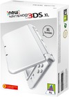 Nintendo new 3DS XL Handheld Console - Pearl White