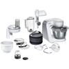 Bosch - Universal Food Processor - White/Silver
