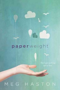 Paperweight - Meg Haston (Paperback) - Cover