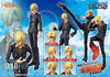 "Variable Action Heroes ""One Piece"" Sanji (Figures)"