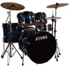 TAMA RL52KH6C-CIB Rhythm Mate 5pc Drum Kit with Hardware and Cymbals (22 10 12 16 14 Inch)