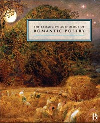 The Broadview Anthology of Romantic Poetry - Joseph Black (Paperback) - Cover
