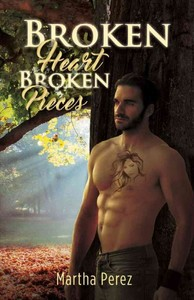 Broken Heart - Martha Perez (Paperback) - Cover