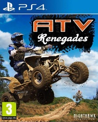 ATV Renegades (PS4) - Cover