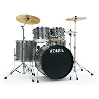 TAMA RM52KH6C-GXS Rhythm Mate 5pc Drum Kit with Hardware and Cymbals (23 10 12 16 14 Inch)
