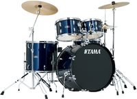 TAMA SG52KH6C-DB Stagestar 5pc Drum Kit with Hardware & Cymbals - Cover