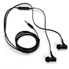 Celly Bsides 35 Stereo Earphones with Mic - Black