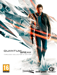 Quantum Break (PC) - Cover