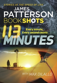 113 Minutes - James Patterson (Paperback) - Cover