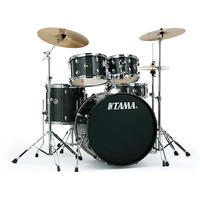 TAMA RM52KH6C-CCM Rhythm Mate 5pc Drum Kit with Hardware and Cymbals (22 10 12 16 14 Inch)