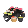Zenker - 12 Cup Mini Cakes Baking Tin - 8.5cm Each - 38x30.5cm