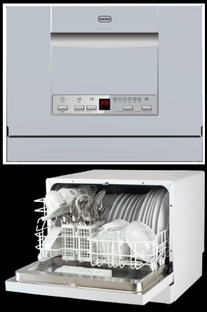 led dishwasher delay com dp silver countertop start with amazon sd spt