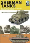 Sherman Tanks of the British Army and Royal Marines - Dennis Oliver (Paperback)