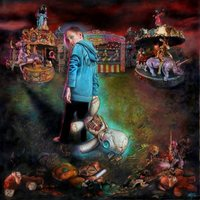 Korn - The Serenity of Suffering (CD) - Cover