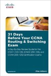 31 Days Before Your Ccna Routing & Switching Exam - Allan Johnson (Paperback)