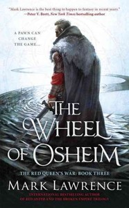 The Wheel of Osheim - Mark Lawrence (Paperback)