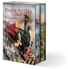 Harry Potter Illustrated Box Set - J.K. Rowling (Hardcover) Cover