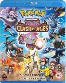 Pokémon the Movie: Hoopa and the Clash of Ages (Blu-ray)