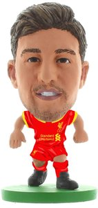 Soccerstarz - Liverpool Adam Lallana - Home Kit (2017 Version) - Cover