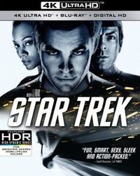 Star Trek XI (Region A - 4K Ultra HD + Blu-ray) - Cover
