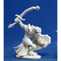 Bones: Dragonman Warrior (Miniatures)