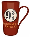 Harry Potter – Platform 9 ¾ Latte Mug