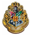Harry Potter – Hogwarts Crest Enamel Badge