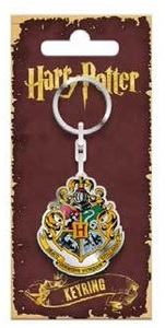 Harry Potter – Hogwarts Rubber Keyring - Cover