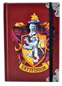 Harry Potter – Gryffindor A6 Notebook - Cover