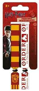 Harry Potter – Gryffindor Festival Wristbands - Cover