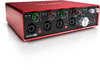 Focusrite Scarlett 18i8 18 Channel USB Audio Interface (2nd Generation)