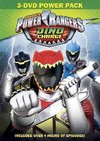 Power Rangers Dino Charge 3 Pack (Region 1 DVD) Cover