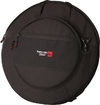 Gator GP-12 22 Protector Case 22 Inch Cymbal Bag (Black)