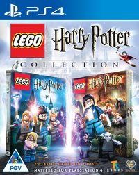 LEGO Harry Potter Collection - Years 1-4 & Years 5-7 (PS4)