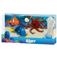 Bullyland - Finding Dory Deluxe Set (4 Figures)