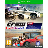 The Crew - Ultimate Edition (Xbox One)