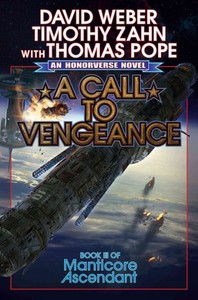A Call to Vengeance - David Weber (Hardcover)